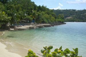 James bond beach